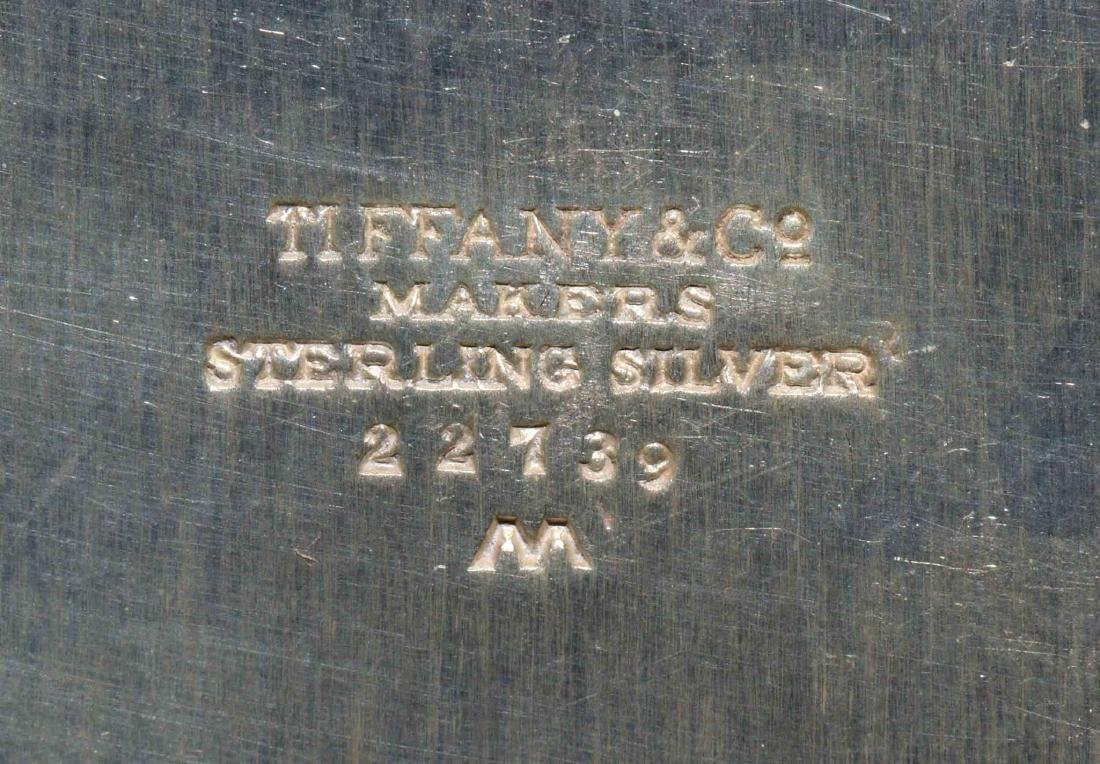 TIFFANY & CO. AMERICAN STERLING SILVER SAUCE PAN AND - 6