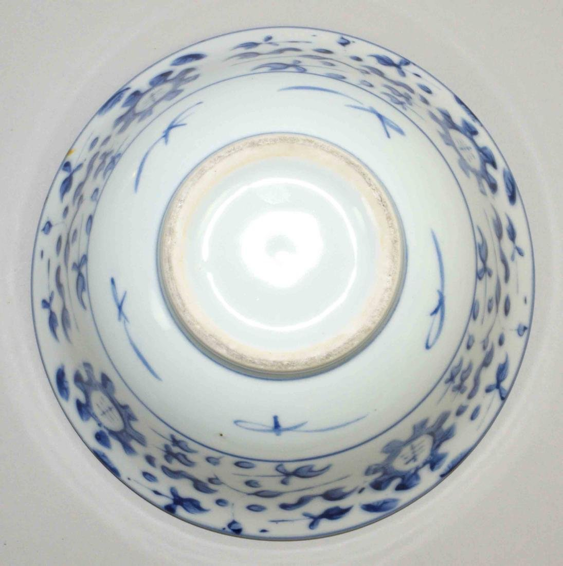 (5) CHINESE PORCELAIN OR ENAMEL OBJECTS. (1) planter, - 4