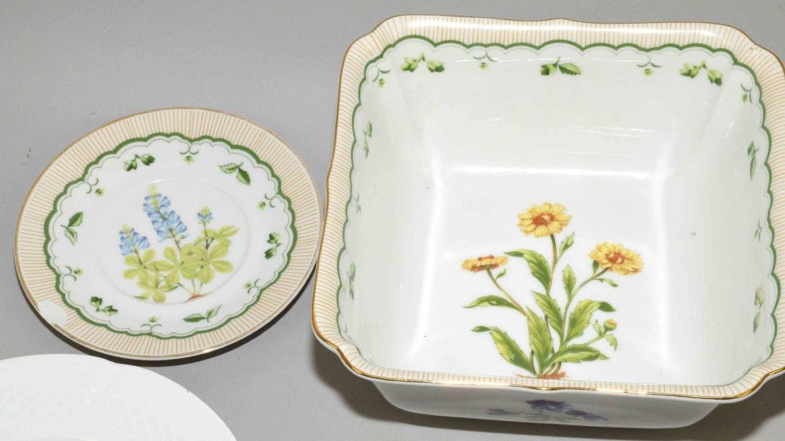 GROUP OF (15PC) PORCELAIN LIMOGES AND GEORGE PORTARD - 2