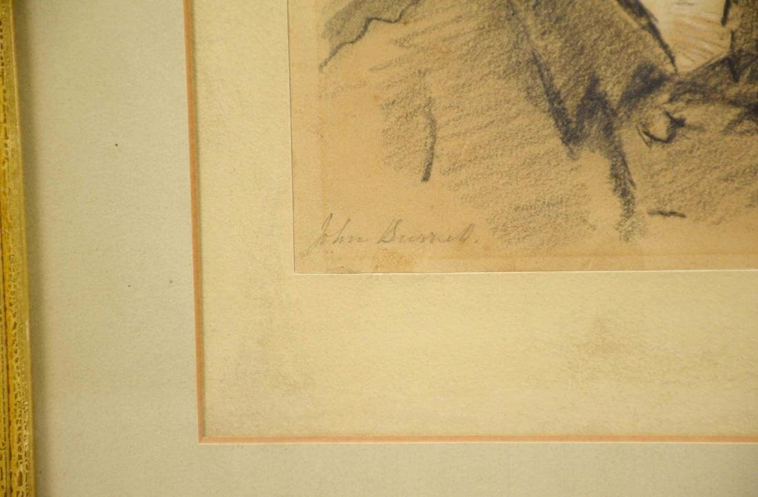 JOHN SUMELL (?), Portrait of a gentleman. Pastel, - 3