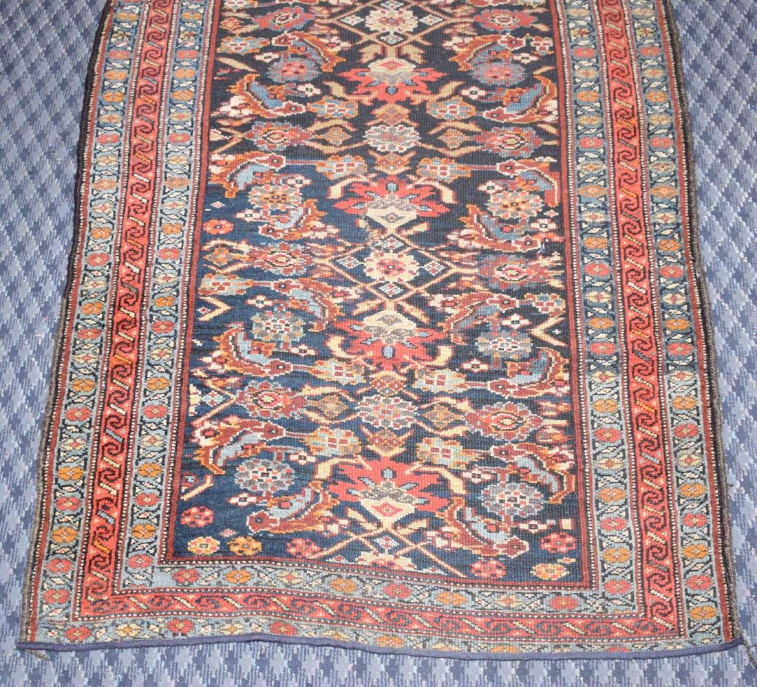 KURDISH RUNNER RUG. West Persia, circa 1900. The - 2