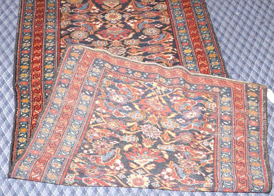 KURDISH RUNNER RUG. West Persia, circa 1900. The - 5