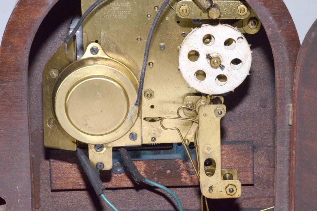 SESSION ELECTRIC CLOCK, 21''L x 10''H x 4.5''D - 5
