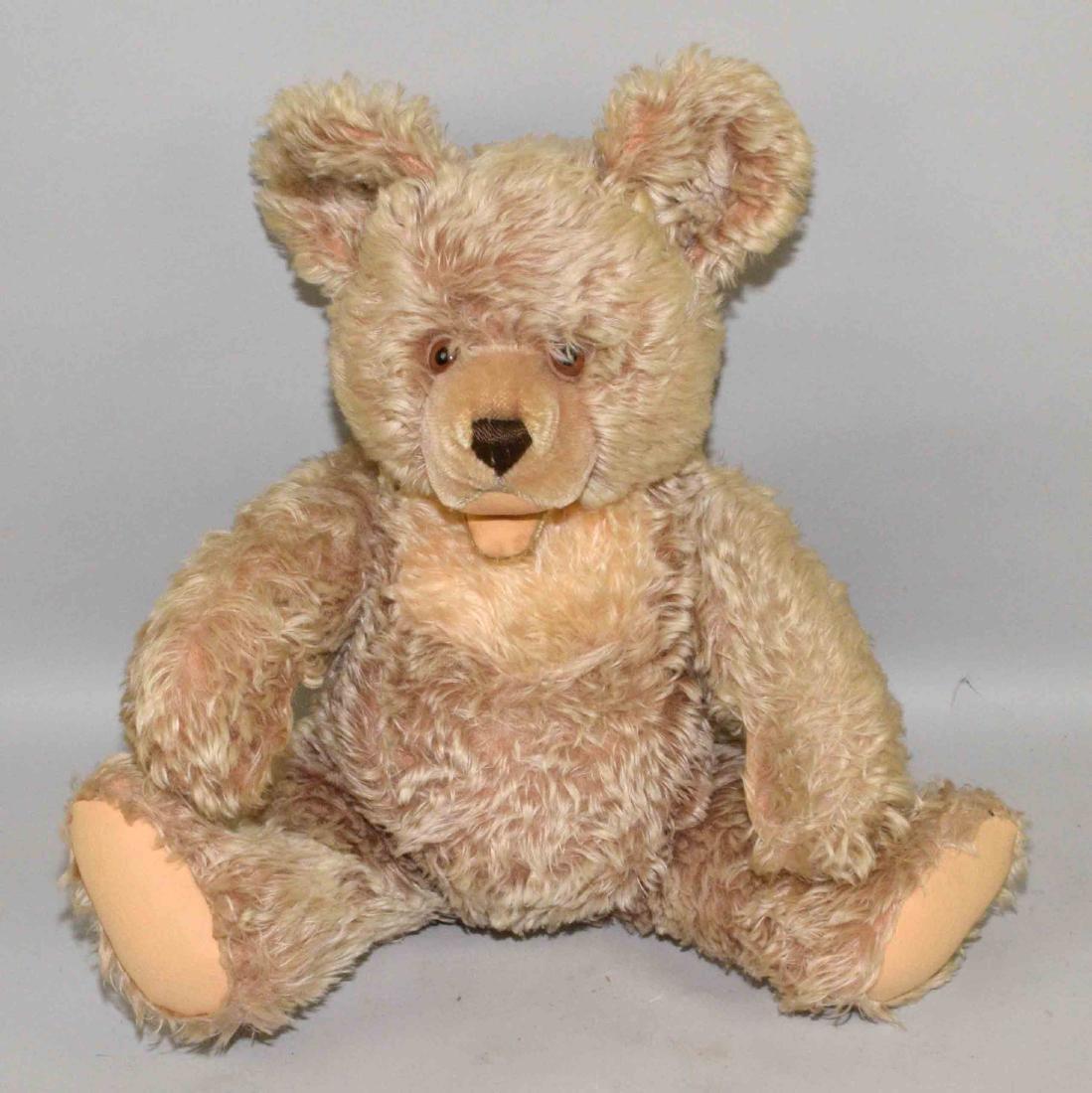 TEDDY BEAR, Stief style, no tag. 16''H.