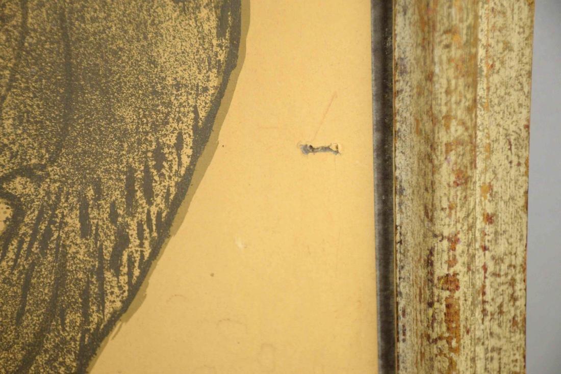 LAUTREC POSTER JANE AVRIL. 30''H x 24''W. - 5