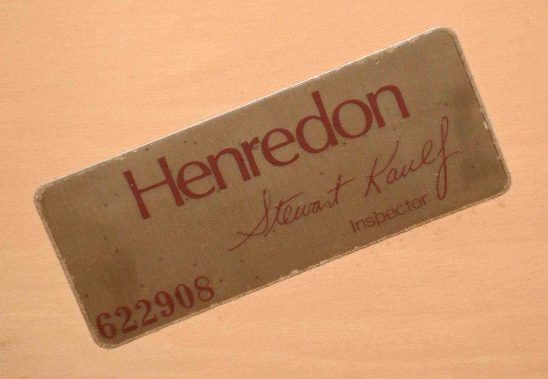 PAIR OF HENREDON SCENE TWO NIGHTSTANDS. 22''H x 27''W x - 3
