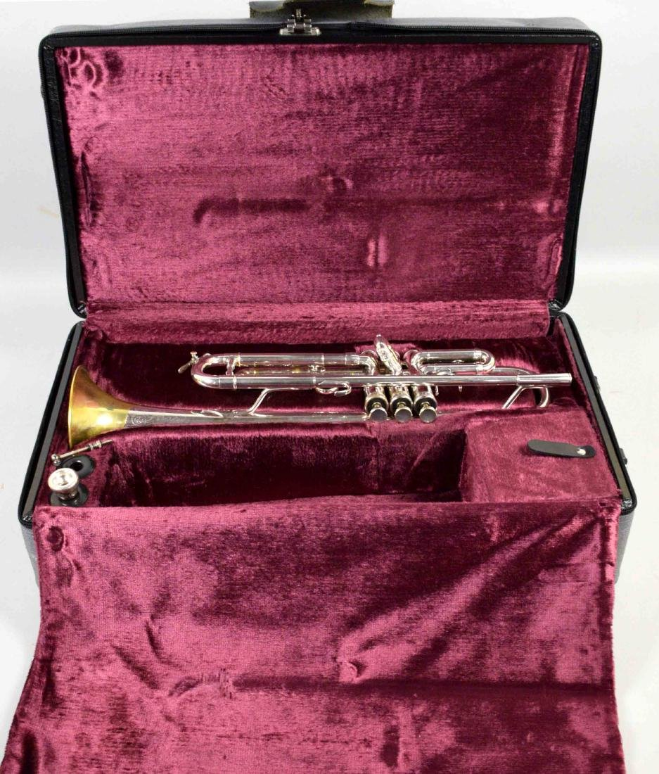BENGE 3XPLUS - SP TRUMPET, with combination case.