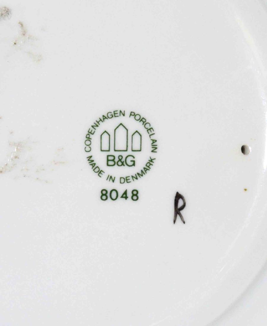 BING AND GRONDAHL GOLDMINER FIGURINE. 6.5''H. - 5