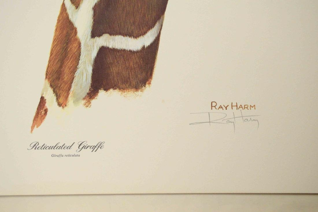 RAY HARM, LITHOGRAPH COLLECTION, each pencil signed and - 4