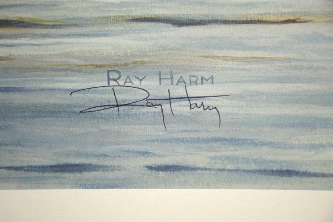 RAY HARM, LITHOGRAPH COLLECTION, each pencil signed and - 6