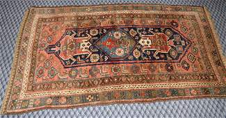 ANTIQUE ORIENTAL RUG 71 x 4