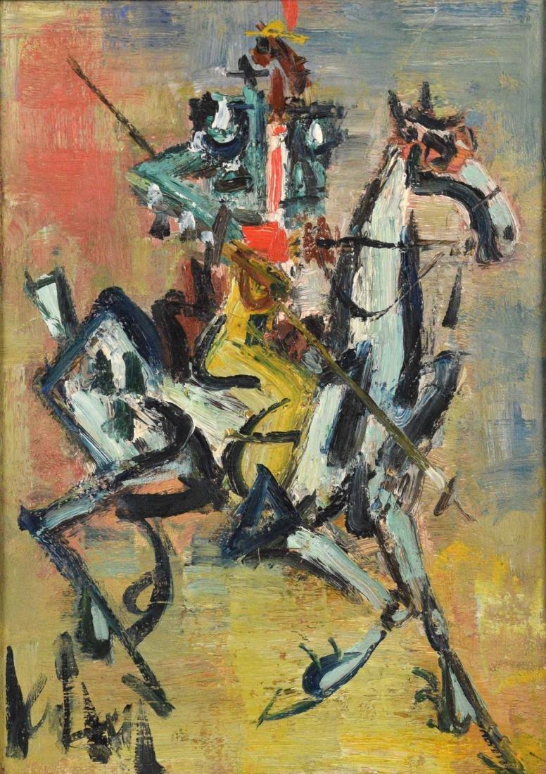GEN PAUL (1895-1975). Picador, signed 'Paul' (lower