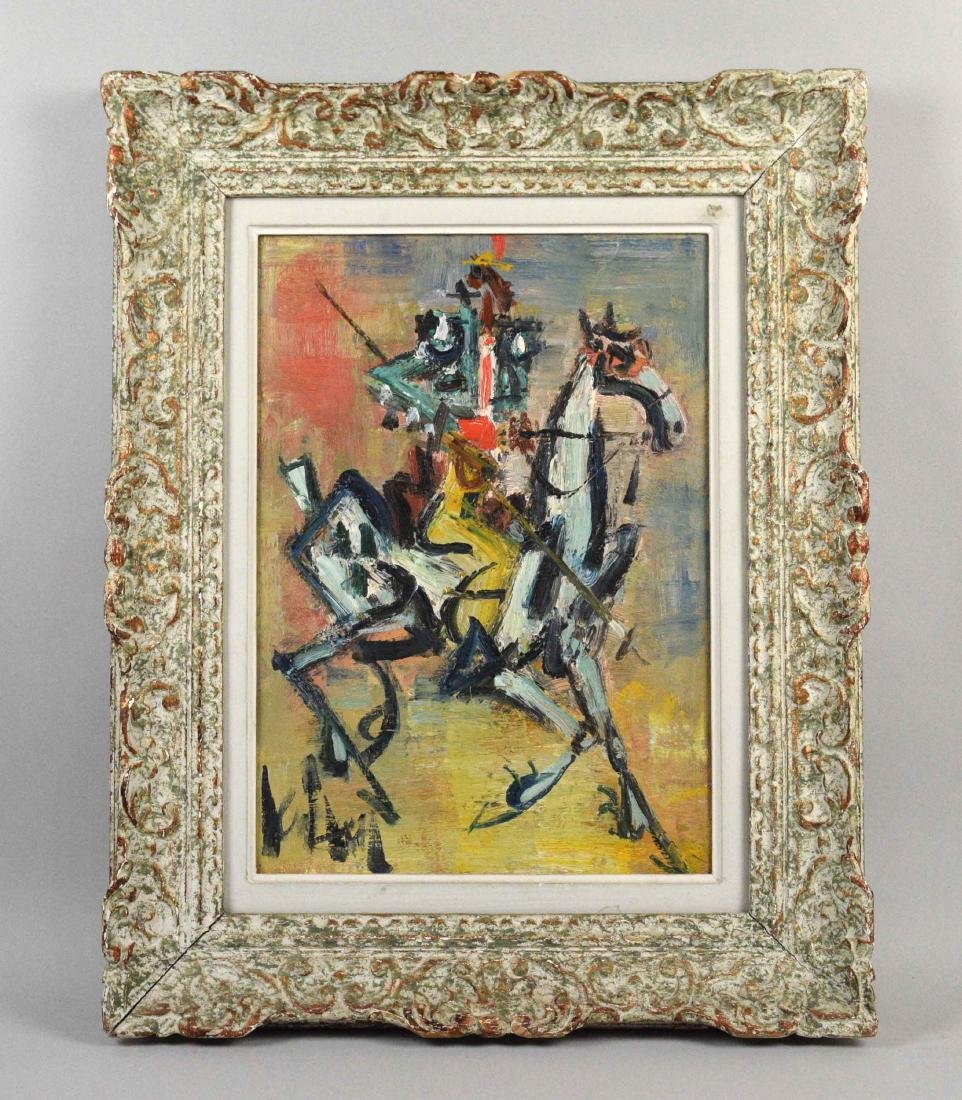 GEN PAUL (1895-1975). Picador, signed 'Paul' (lower - 2
