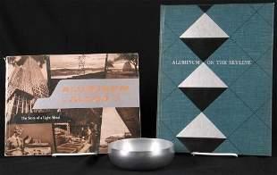 3 ALCOA BUILDING DEDICATION PCS. (1) c.1953. ''Al