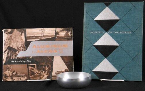 2034: 3 ALCOA BUILDING DEDICATION PCS. (1) c.1953. ''Al