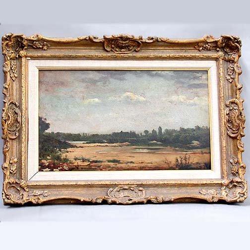 2504: Charles Francois Daubigny 19th century.