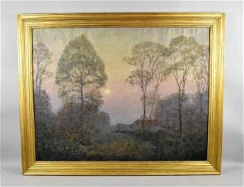 CHRISTIAN WALTER, (American, Western, PA, 1872-1938),