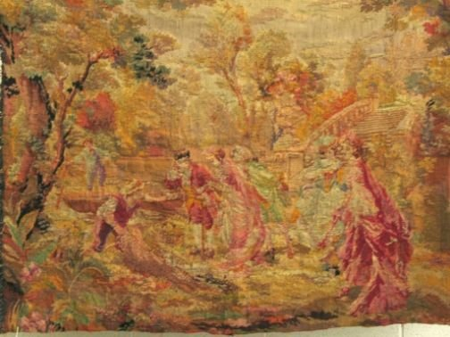1548: 18TH C STYLE TAPESTRY