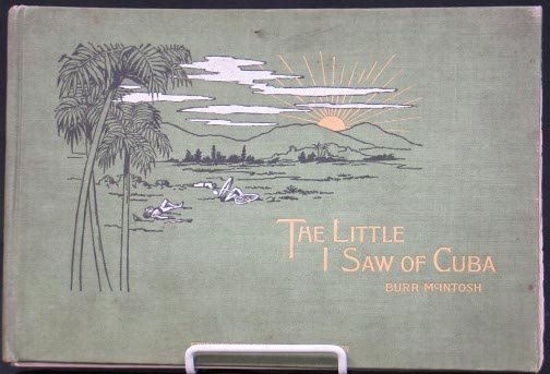 1009: THE LITTLE I SAW OF CUBA, 1899