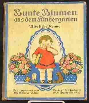 GERMANS CHILDRENS BOOK.