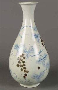 1369: KOREAN VASE.