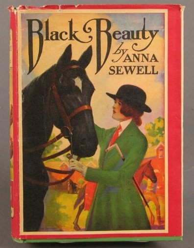 1548: BLACK BEAUTY.