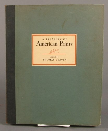 1549: A TREASURY OF AMERICAN PRINTS.