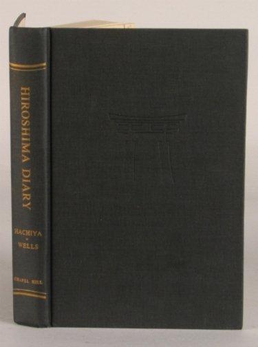 2533: HIROSHIMA DIARY BOOK