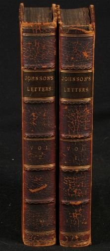 2541: LETTERS TO LATE SAMUEL JOHNSON