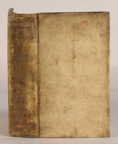 2543: OPUSCULA MYTHOLOGICA 1688
