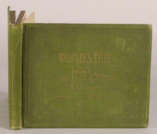2544: WORLD'S FAIR THROUGH A CAMERA