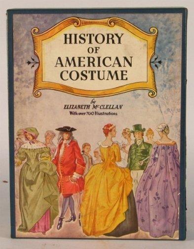 2546: HISTORY OF AMERICAN COSTUME