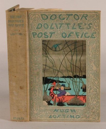 2549: DOCTOR DOLITTLES POST OFFICE