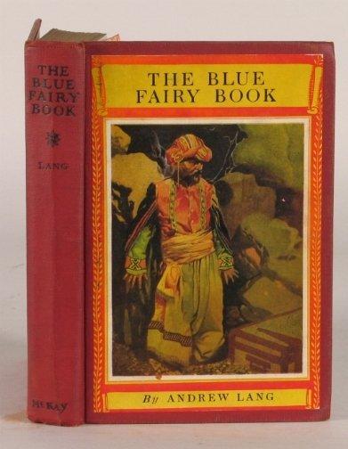 2550: THE BLUE FAIRY BOOK