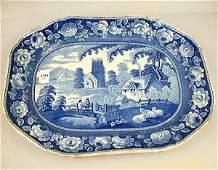 2350 STAFFORDSHIRE PLATTER NR Ceramic 19