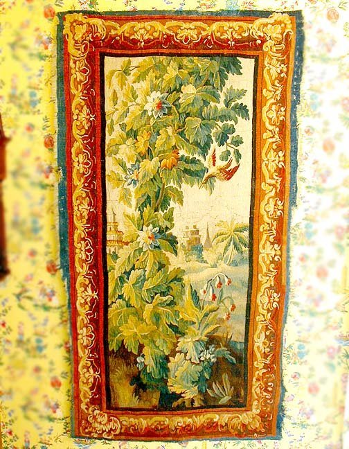 2000: LATE 17TH/EARLY 18TH C. TAPESTRY