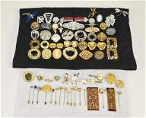 60+ PIECE VINTAGE COLLECTION OF MISCELLANEOUS