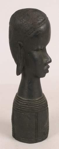 KENYA CARVED HEAD