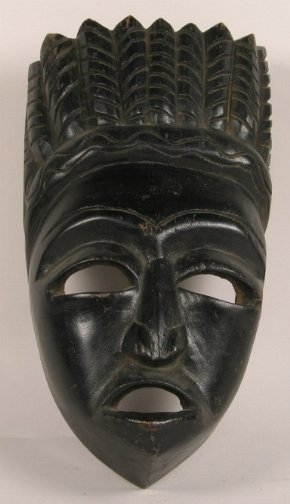 1008: AFRICAN MASK