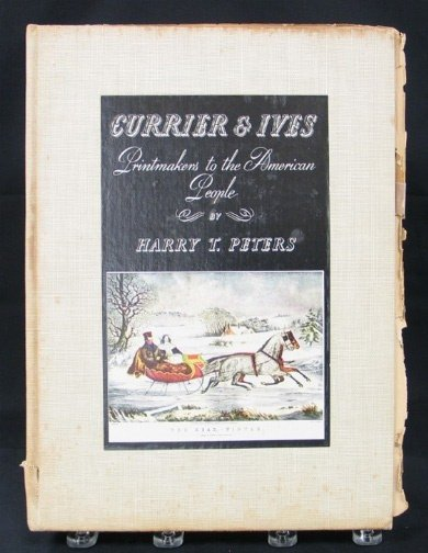 1585: CURRIER AND IVES BOOK
