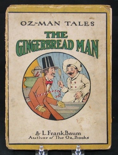 1587: THE GINGERBREAD MAN BOOK