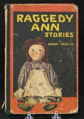 1588: THE RAGGEDY ANN STORIES