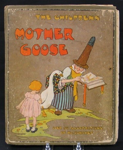 1590: THE CHILDRENS MOTHER GOOSE
