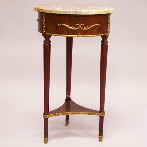 2026: LOUIS XVI STYLE TABLE.
