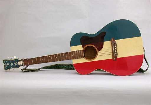 2751 Buck Owens American Guitar Nr Guitar