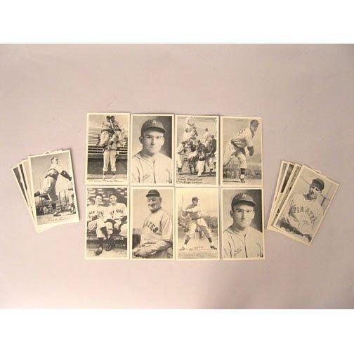 1019: 17 VINTAGE ARCADE CARDS. N/R. Vintage b