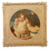 2580: THOS. LAWRENCE COPY OF CALMADY CHILDREN