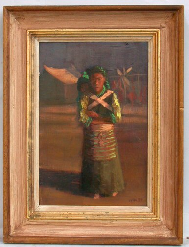 910: PIP TODD WARMOUTH TIBETAN LADY.