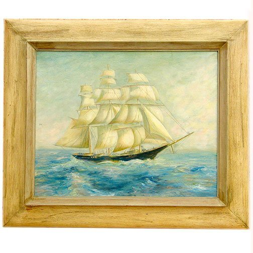 921: PATRICIA BRANCH MASTED SHIP O/C
