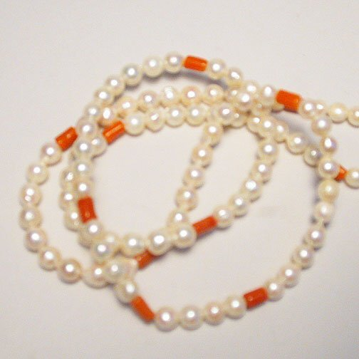 2017: FRESHWATER PEARL NECKLACE